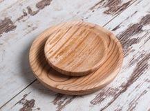 2 деревянных плиты Стоковая Фотография RF