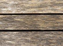 3 деревянных штабелированной доски Стоковая Фотография