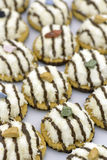 десерт печений кокоса сделал тайское традиционное Стоковые Фотографии RF