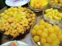 десерт Таиланд Стоковые Изображения