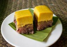 десерт тайский стоковая фотография rf