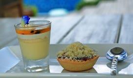десерт тайский Стоковая Фотография