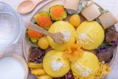 десерт тайский Стоковое фото RF