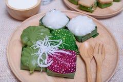 десерт тайский Стоковые Изображения RF