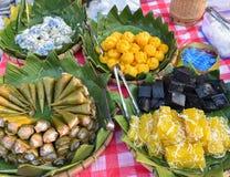 десерт тайский Стоковое Фото