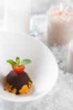 десерт 2 Стоковая Фотография