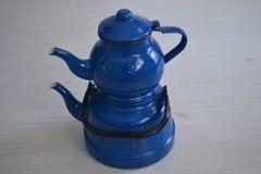 Если чайник хорош, то чай был бы славен, Стоковое фото RF