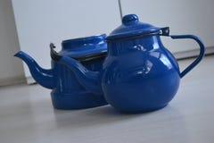 Если чайник хорош, то чай был бы славен Стоковое Изображение