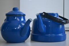 Если чайник хорош, то чай был бы славен Стоковая Фотография RF