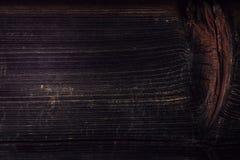 Естественная деревянная предпосылка Стоковые Изображения