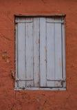 Естественная деревянная дверь Стоковая Фотография