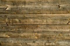 Естественная деревянная планка Стоковое Изображение