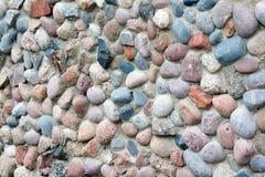 естественная каменная стена Стоковое Изображение RF