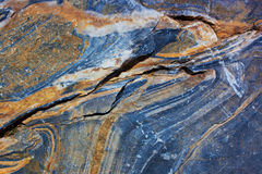 Естественная каменная текстура Стоковое Изображение