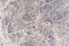 Естественная мраморная коричневая предпосылка текстуры стоковое изображение