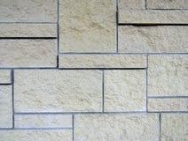 Естественная предпосылка стены ashlar стоковое фото