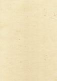 Естественная рециркулированная бумажная текстура Стоковая Фотография
