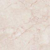 Естественная розовая мраморная предпосылка Стоковое Изображение