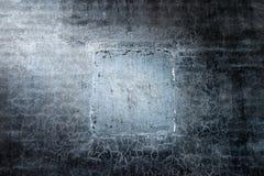 Естественная серая текстурированная предпосылка с покрытым окном стоковое изображение rf