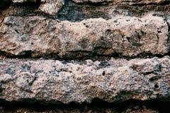 Естественная старая каменная предпосылка Стоковая Фотография RF