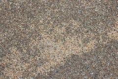 Естественная текстура песка моря, старая грубая поверхность текстуры подверганный действию Стоковая Фотография RF