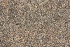 Естественная текстура песка моря, старая грубая поверхность текстуры подверганный действию Стоковая Фотография