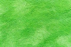Естественная текстура травы сделала по образцу предпосылку в дерновине поля для гольфа от взгляд сверху Стоковые Изображения