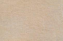 Естественная linen текстура Стоковая Фотография