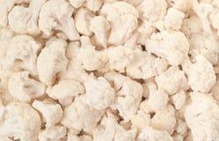 естественное еды cauliflower предпосылки здоровое стоковое изображение rf