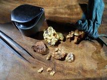 Естественное золото стоковая фотография rf