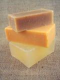 естественное мыло 6 Стоковые Фотографии RF