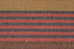 естественное предпосылки linen пестротканое стоковые фото