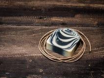 Естественное & handmade мыло Стоковое Фото