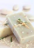 Естественное Handmade Soap.Spa Стоковые Изображения