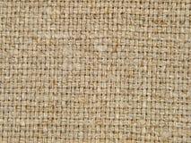 Естественной linen крупный план текстуры принятый картиной Справочная информация стоковое фото