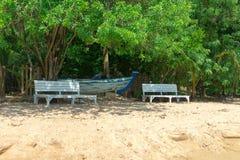 Естественные бассейны в Полуострове de Marau Бахи Стоковые Фотографии RF