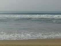 естественные волны Стоковые Фотографии RF