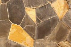 Естественные каменные плитки текстурируют предпосылку, картину стен и полы в современном стиле для внутреннего художественного оф стоковые фотографии rf