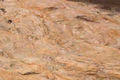 Естественные камни коричневый цвет и апельсин стоковая фотография