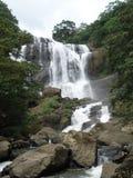 Естественные красивые водопады Стоковое фото RF