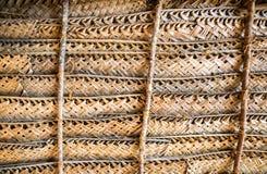Естественные плетеные загородка или стена, Цейлон стоковое изображение rf