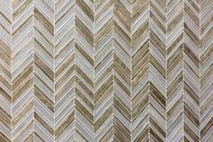 Естественные плитки стены раковины Стоковое Изображение RF