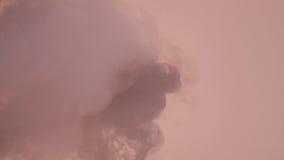 Естественный белый дым Стоковое фото RF