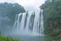 естественный водопад Huangguoshu Стоковые Изображения RF