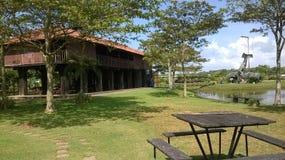 Естественный дворец стоковое фото rf
