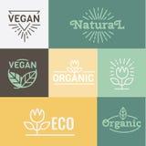 Естественный и здоровый еда органическо Стоковые Фото