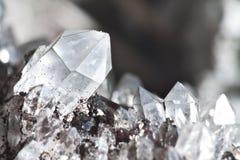 Естественный кварц Стоковое Изображение RF