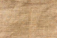 Естественный коричневый цвет текстуры мешка Стоковое фото RF