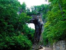 Естественный мост 1 стоковая фотография
