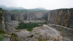 Естественный парк шахты Стоковая Фотография